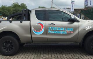 Streamline Plumbing Branding
