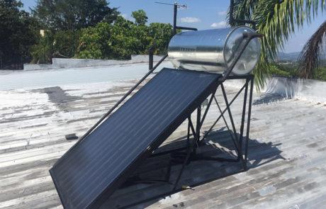 Solar Geysers